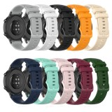 Bakeey 20MM Silicone Plaid Watch Band For Huawei WATCH GT 2 42MM/Honor WATCH 2 42MM