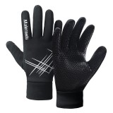 Winter Warm Touch Screen Gloves Velvet Waterproof Non-Slip Skiing Cycling Gloves