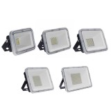 AC220V 12/24/36/72/144LED Flood Light IP67 Outdoor Garden Yard Park Garage Lamp