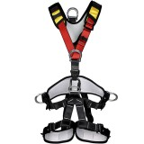 XINDA Rock Climbing Full Body Safety Belt Mountaineering Rescue Rappelling Aloft Work Suspension Strap