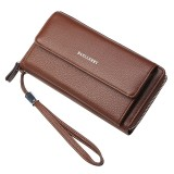 Baellerry Business CasualMulti Card Holder Wallet Clutch Bag Phone Bag For Men