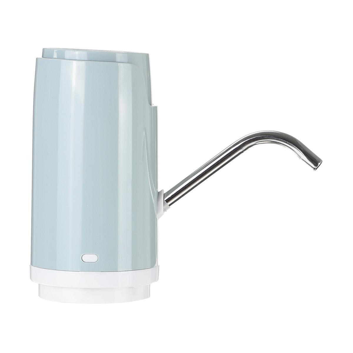 USB Rechargeable Water Pump Dispenser Automatic Gallon Bottle Pump Electric Drinking Machine Pump