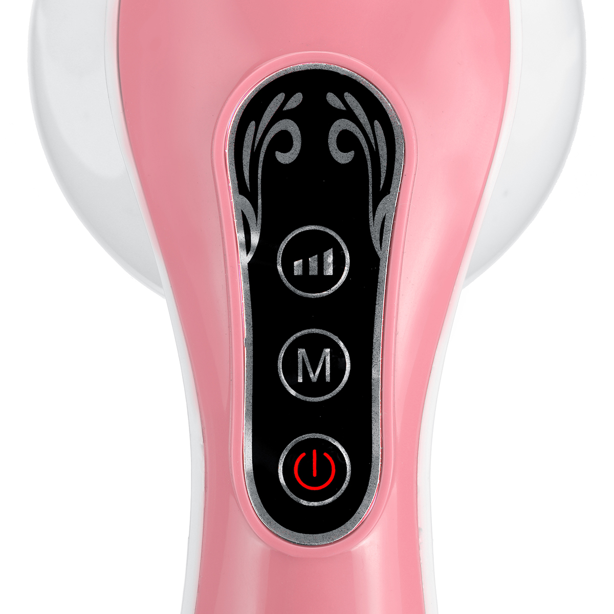 6 Modes Electric Body Hot Compress Massager Weight Lost Slimming Kneading Massager Roller Vibration Massager