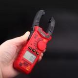 HT200A High Accuracy Mini Digital AC DC Clamp Meter Voltage Current Measurement Amper Clamp Meter