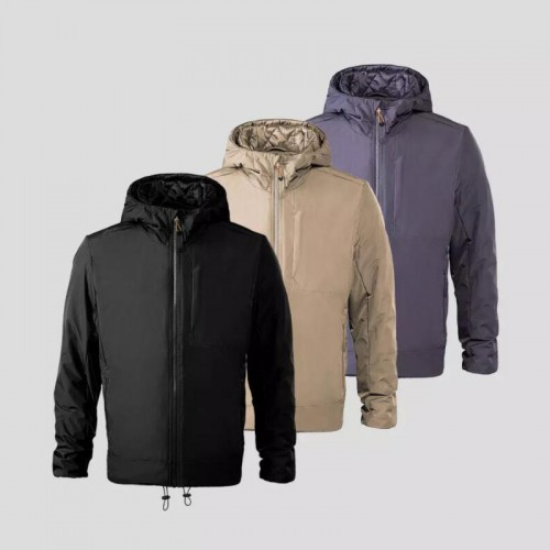 SKAH Aerogel IP64 Windproof Water Repellent Thermal Jacket Down Jacket Winter Warm Breathable Coat From Xiaomi Youpin