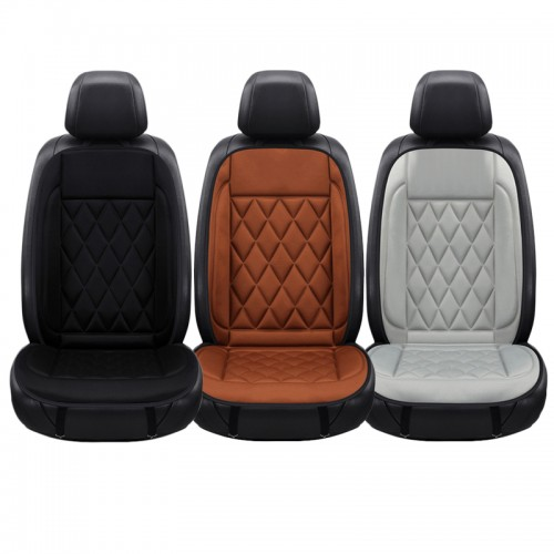 12V 24V Car Auto Heated Seat Cushion Cover Pad Warmer Winter Autumn Seat Cushion