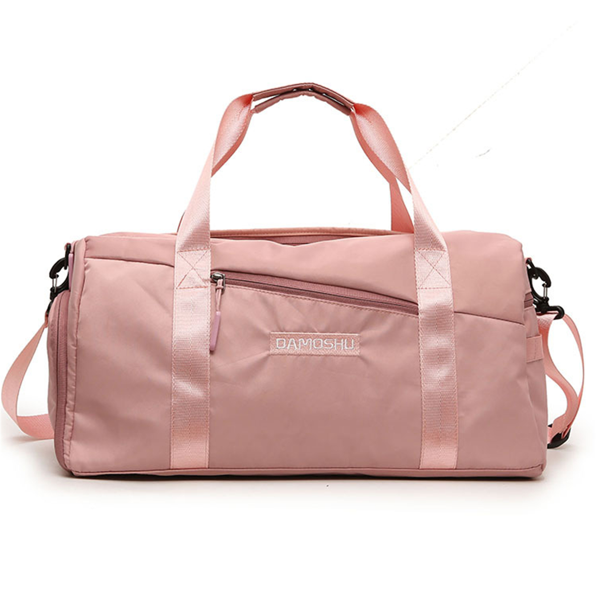 Wet Dry Separation Shoes Bag Waterproof Gym Bag Sport Fitness Yoga Luggage Handbag Travel Shoulder Bag