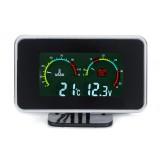 Acculex DP-650 3-1//2 Digit LCD Panel Meter FNOB