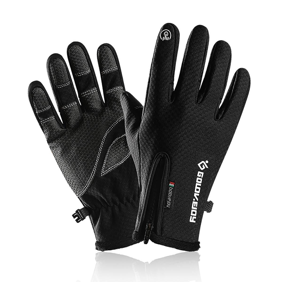 Men Woman Winter Warm Glove Windproof Anti-slip Thermal Touch Screen Riding Skiing Sport Gloves