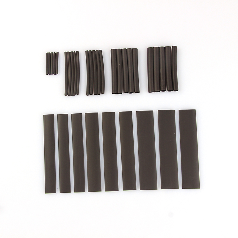 170PCS Waterproof Heat Shrink Tube Tubing Assortment Marine Electrical Wire 2:1 Ratio