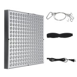 225 LED Anti-Aging Therapy Light 660nm Rechargeable Infrared Therapy Light Beauty Machine Therapy Panel Board