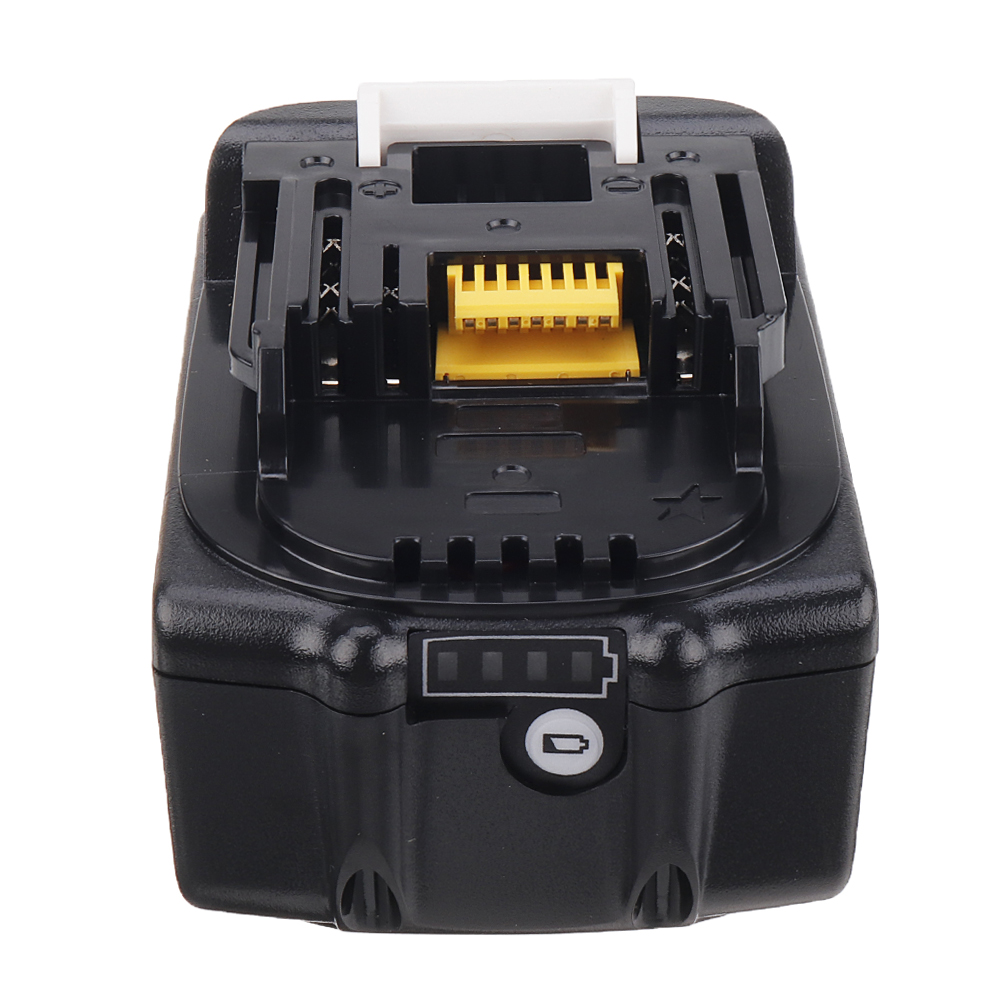 Upgrade LED MAK-18B-Li 18V Li-Ion 3.0Ah-6.0Ah Battery Replacement Power Tool Battery For Makita BL1830 BL1840 BL1850 BL1860 Makita 18V Tools