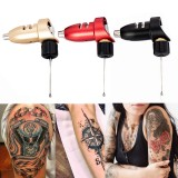 10000 Rotary Tattoo Machine Motor Makeup Tattoo Machine Supply Kit Liner & Shader