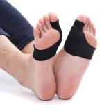 1Pair Bonnie Cushions To Relieve Foot Pain And Toe Hallux Valgus Foot Sagging Corrector
