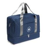 Dry Wet Separation Storage Bag Travel Luggage Bag Cosmetic Organizer Wash Bag