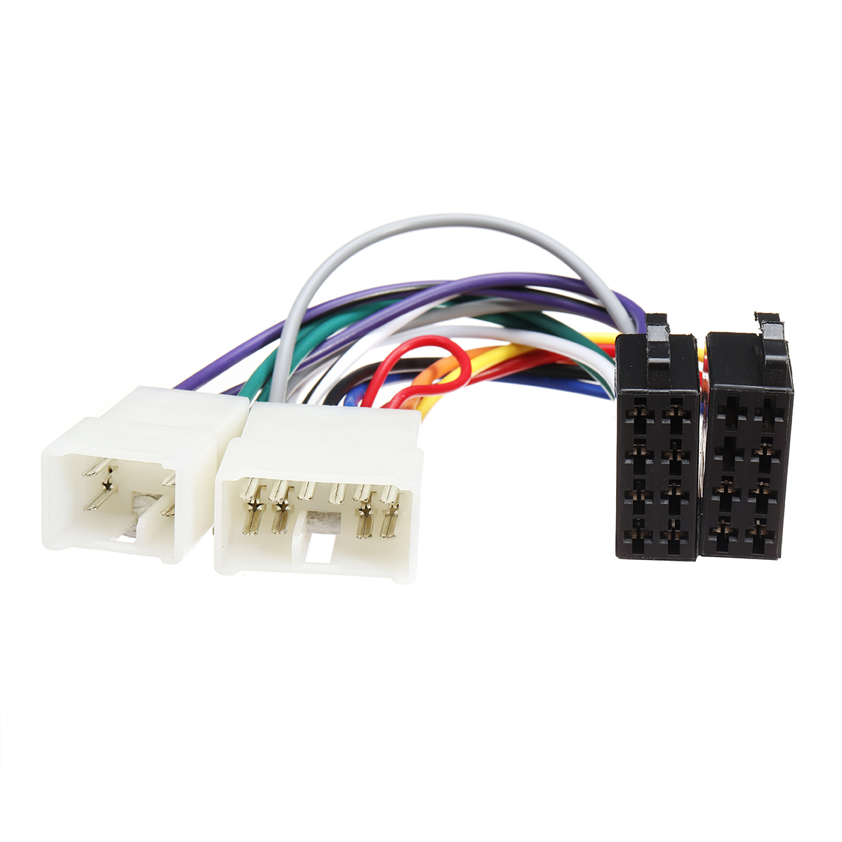Iso Wiring Harness Stereo Radio Plug Lead Wire Loom