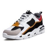 TENGOO Men Sneakers High Elastic EVA Breathable Comfortable Running Shoes Sport Shoes