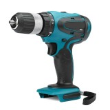18V Cordless Electric Impact Drill 2 Speed Power Screwdriver For Makita Battery