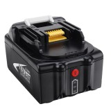 Upgrade Vertical LED MAK-18B-Li 18V Li-Ion 3.0Ah-6.0Ah Battery Replacement Power Tool Battery For Makita BL1830 BL1840 BL1850 BL1860 Makita 18V Tools