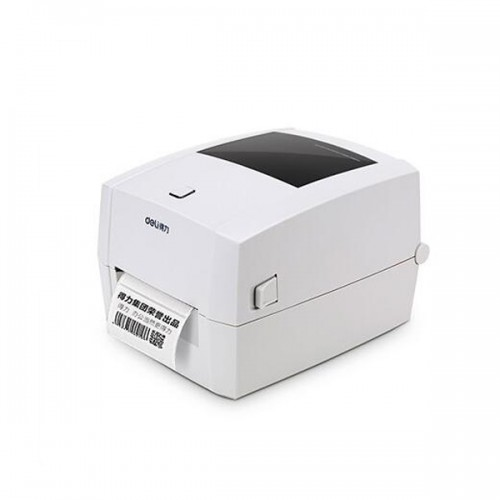 Deli DL-888T Code Label USB Thermal/Thermal Wax Printer