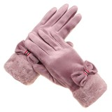 Winter Warm Gloves Touch Screen Windproof Riding Skiing Outdoor Sports Gloves