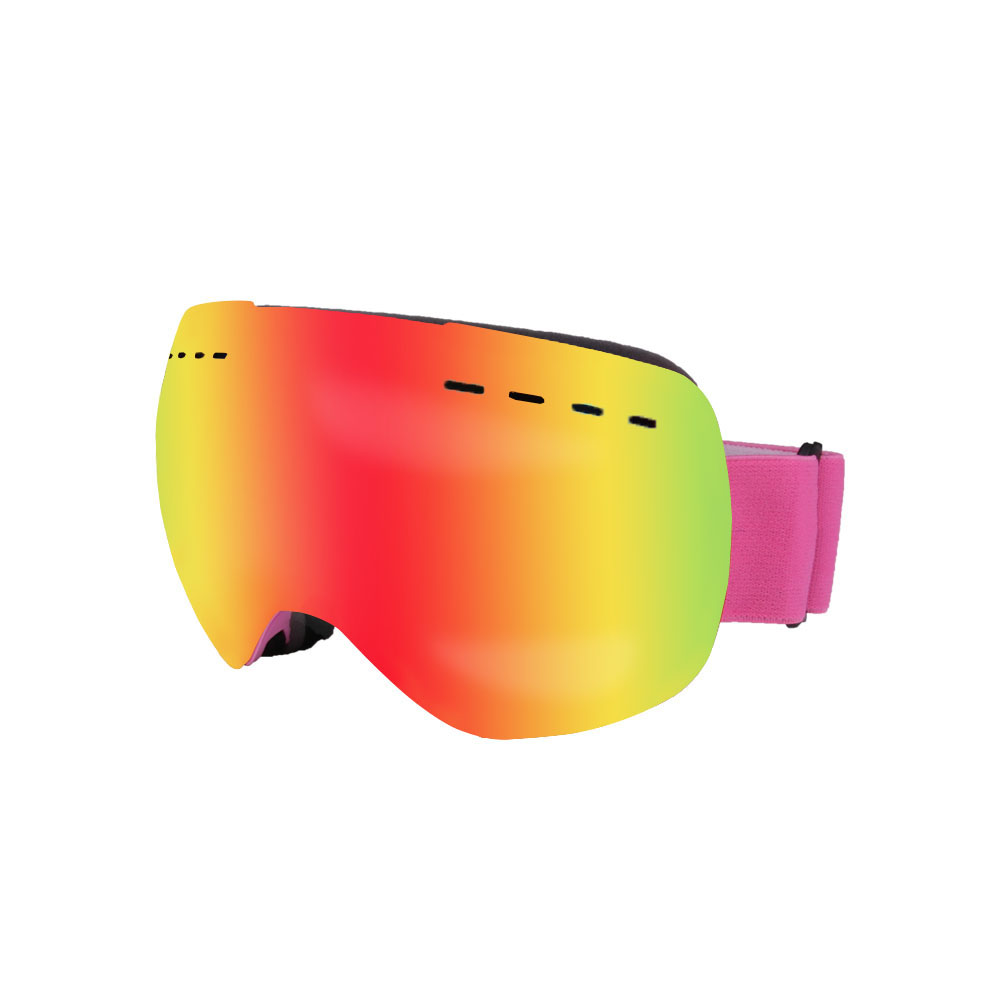 Professional Skiing Motorcycle Snowboard Ski Goggles Anti Fog UV Double Lens