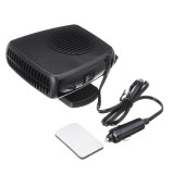 300W 12V/24V DC Portable Car Electric Heater Heating Cooling Fan Windscreen Defroster Demister
