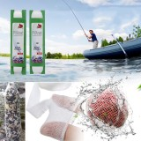 ZANLURE 25mm Dissolving PVA Fishing Net Fishing Bait Thrower Fishing Cage Play Nest Device
