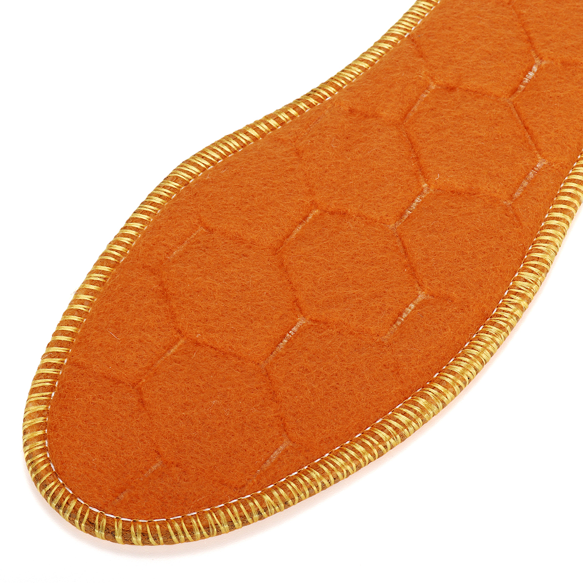 36-45 Winter Thermal Insole Carbon & Plush Shoes Boots Inner Soles Pads Warmer