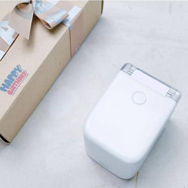 Mobile Wireless Mini Handhold Color Inkjet Printer