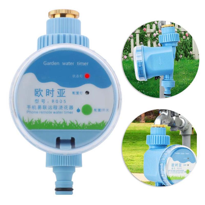 Smart Remote Garden Water Timer, Garden Water Timer