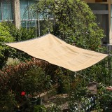 Garden Sand Sun Shade Sail Cloth Mesh Awning Shadecloth Canopy Outdoor HDPE 90% Sunshade Net