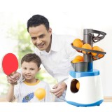 Ping Pong Table Tennis Robot Automatic Ball Launcher Machine for Athletes Students Beginners Training