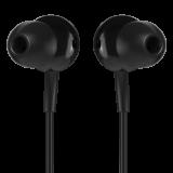 JOWAY HP50 Lightweight In-ear Earphone 3.5mm Wired Earbuds Music Headphone with Mic