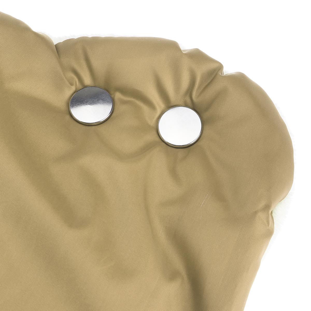 Baby Stroller Pram Winter Waterproof Anti-freeze Gloves Warmer Mittens Hand Muff Work Gloves