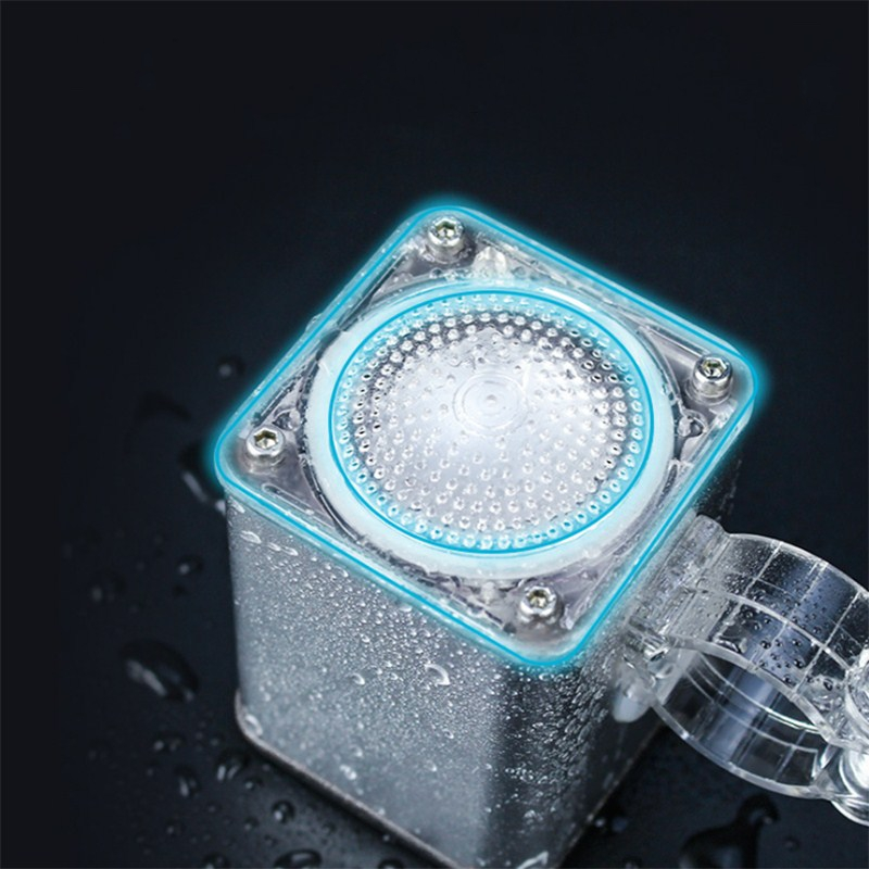 Intelligent LED Headlights bluetooth Speaker Audio Voice Navigation Waterproof For Motorcycle lectric Bike