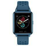 P8 1.3 inch IPS Color Screen Smart Watch, Support Heart Rate Monitoring / Blood Pressure Monitoring / Sleep Monitoring / Blood Oxygen Monitoring (Baby Blue)