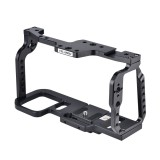 YELANGU C9 YLG0911A-A Video Camera Cage Stabilizer for DJI BMPCC 4K (Black)