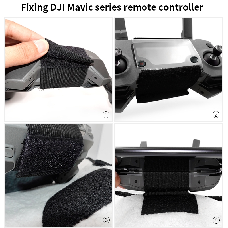 STARTRC 1106482 Universal Remote Control Outdoor Windproof Waterproof Cold Plus Velvet Warm Gloves for DJI Mavic Mini