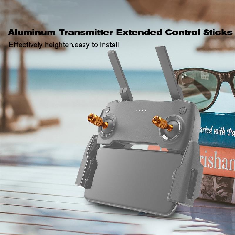 STARTRC 1106055 Drone Remote Control Retractable Adjustment Aluminum Alloy Rocker for DJI Mavic 2 Pro/Air/Mini