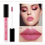 QIC Q905 Liquid Lipstick Professional Makeup Matte Lipstick Long Lasting Cosmetics Lip Gloss (12)