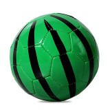 REGAIL No. 2 Intelligence PU Leather Wear-resistant Kylin Melon Shape Football for Children, with Inflator