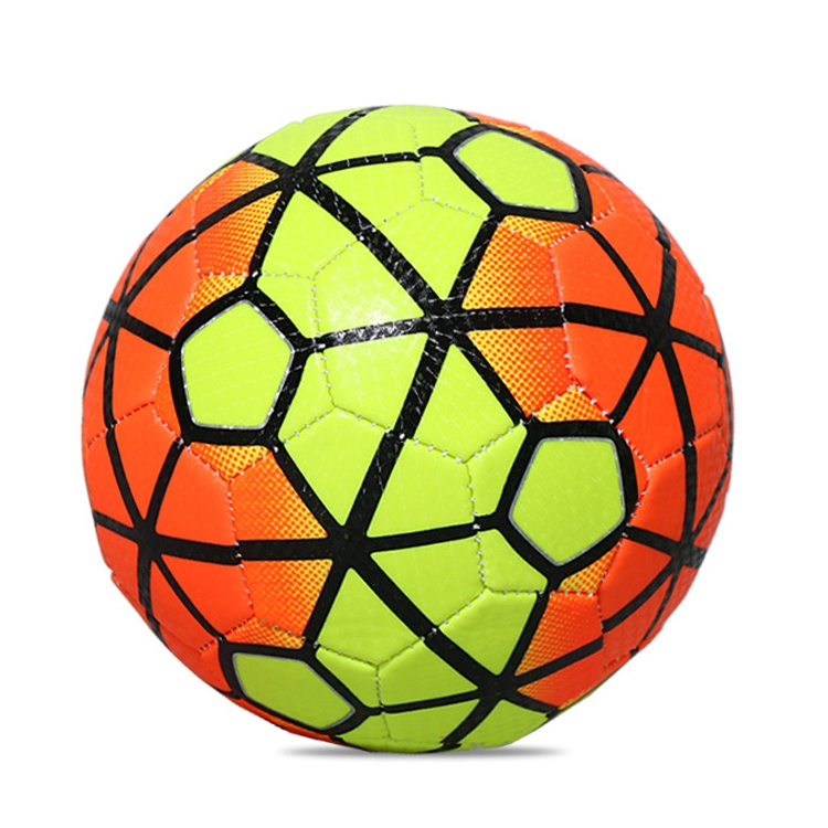 REGAIL No. 2 Intelligence PU Leather Wear-resistant Gradient Football for Children, with Inflator