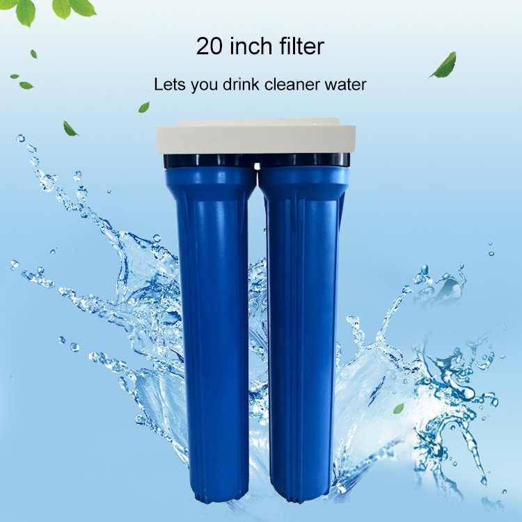 1 / 2 inch Household Pipe Water Purifier Two-stage Pre-filter
