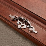 5 PCS 6057-64 Red Ancient Drawer Cabinet Door Bronze European Style Handle