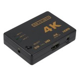 ZMT10 HDMI Switch 3 into 1 out 4K 3D Full HD Video Switch