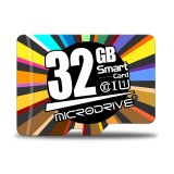 MicroDrive Car Data Recorder Traffic Recorder Storage Card Memory Card, Capacity: 32GB