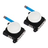 Game Console 3D Left + Right Rocker Remote Sensing Joystick Accessories for Nintendo Switch / Switch Lite