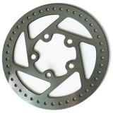 110mm Electric Scooter Brake Disc Rotor Pad Replacement Parts for Xiaomi Mijia M365
