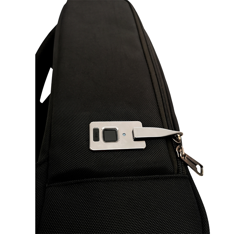 Anytek P9 Intelligent Fingerprint Padlock Electronic Lock Knapsack